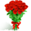 Karangan bunga mono klasik
