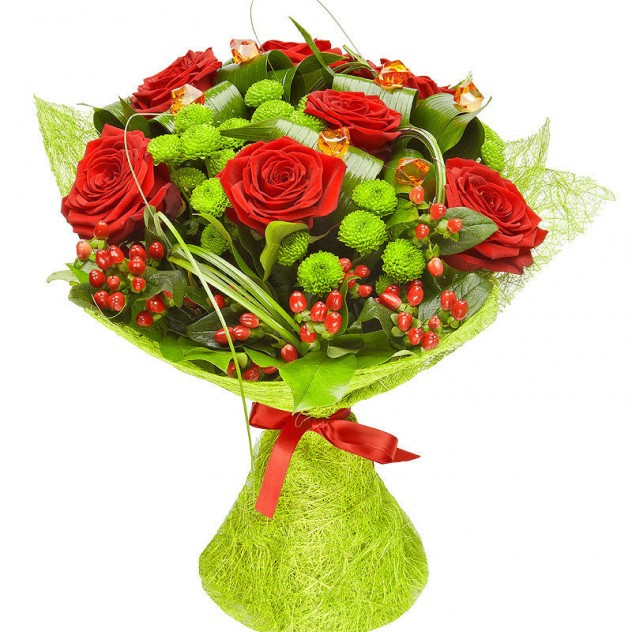 Bouquet number 260