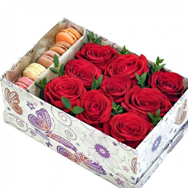 Bouquet number 274