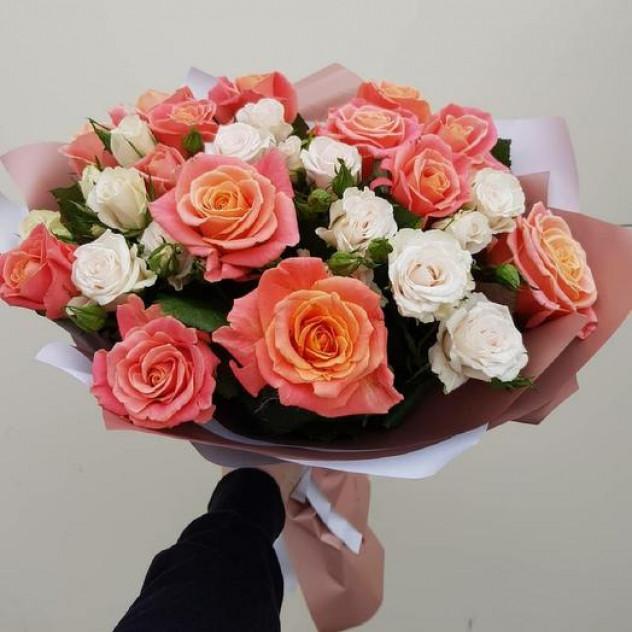 ブーケ「魔法の花」