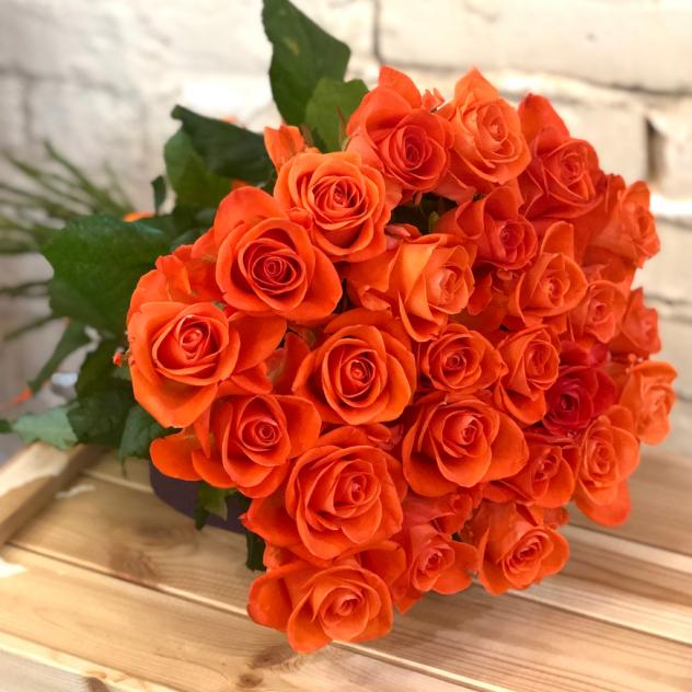 25 роз ВАУ
