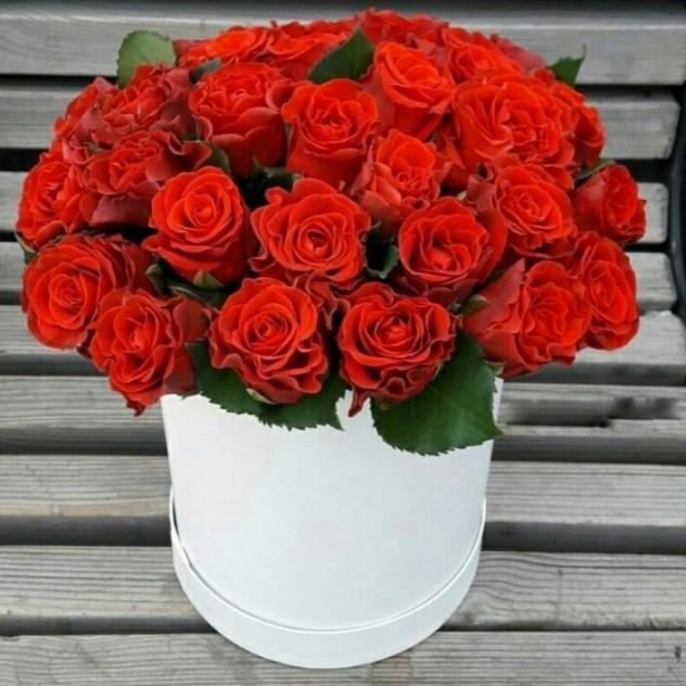 """""""Коробка с розами"""""""