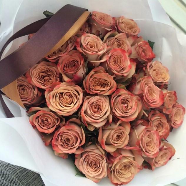 """""""Розы капучино"""""""