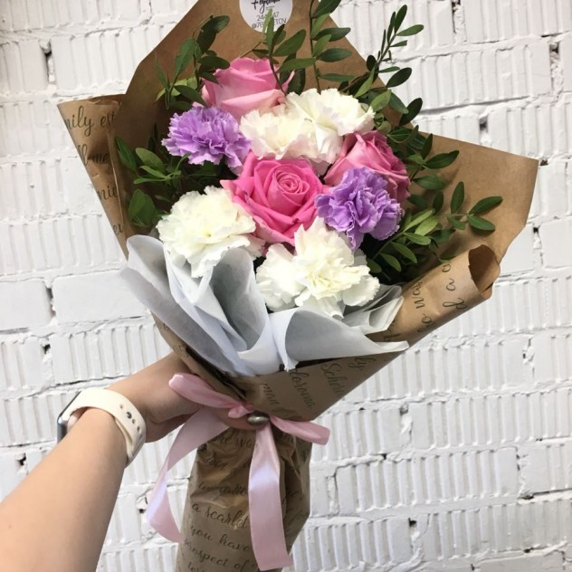 Stylish bouquet