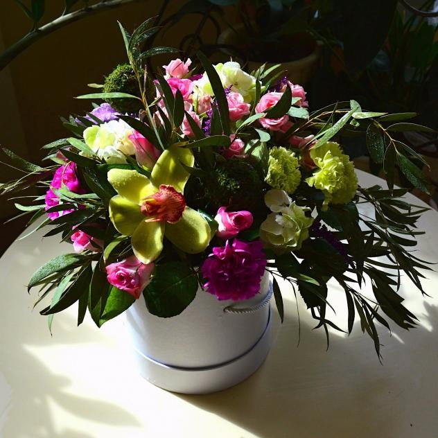 "Bouquet ""Azure"""
