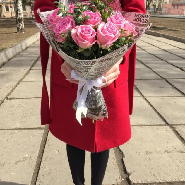 Bouquet number 258