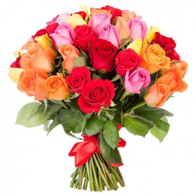 Bouquet of 51 roses № 3