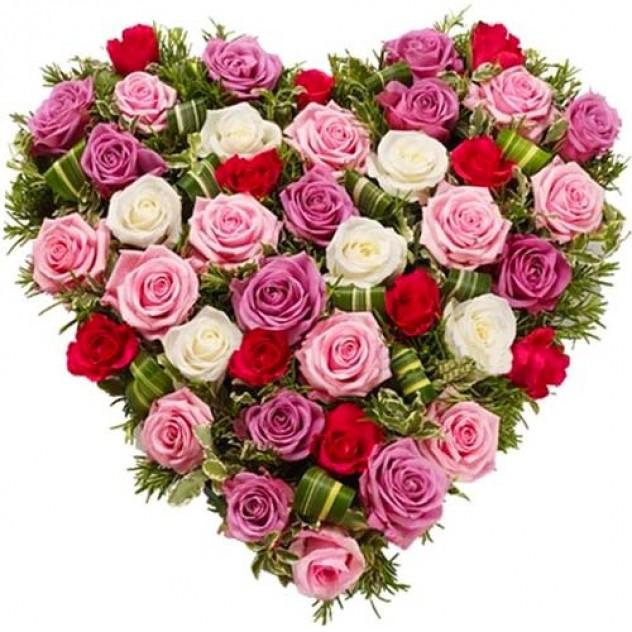 Arrangement of roses No. 4