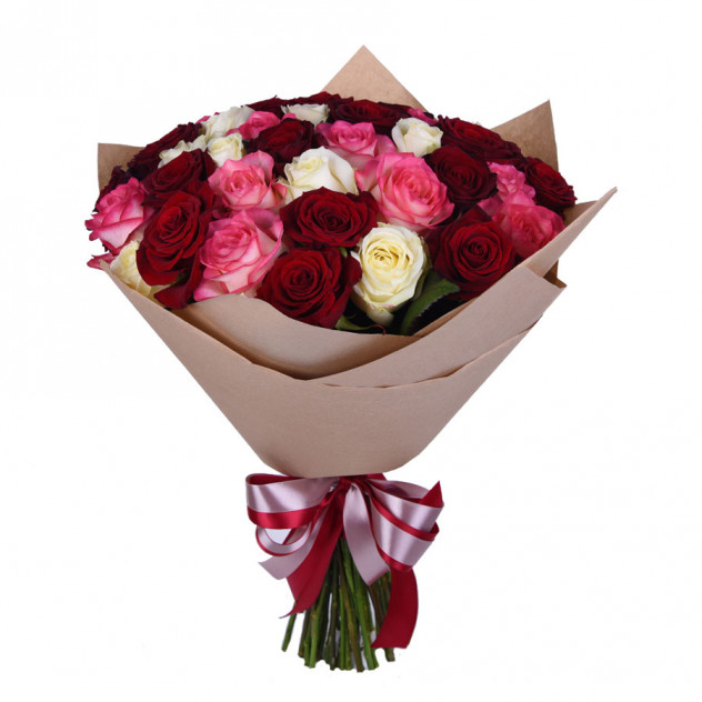 Bouquet of 35 roses No. 3