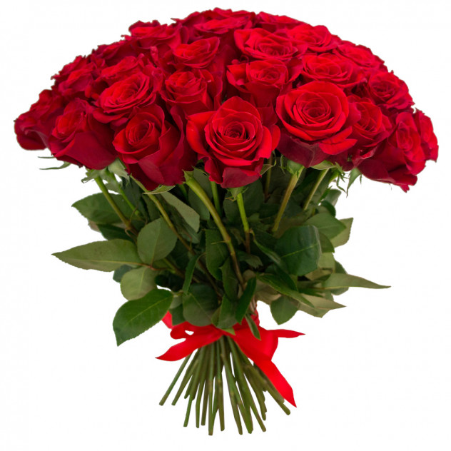 Bouquet of 55 roses No. 3