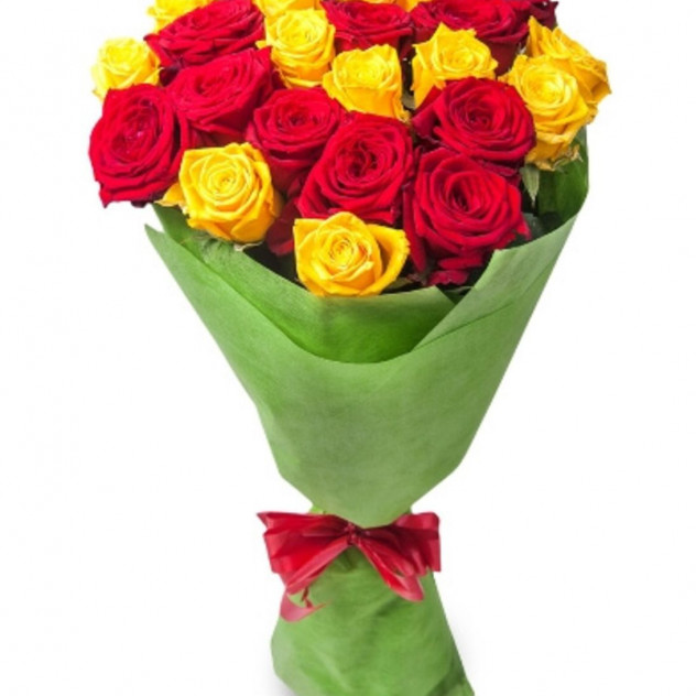 Bouquet of 29 roses
