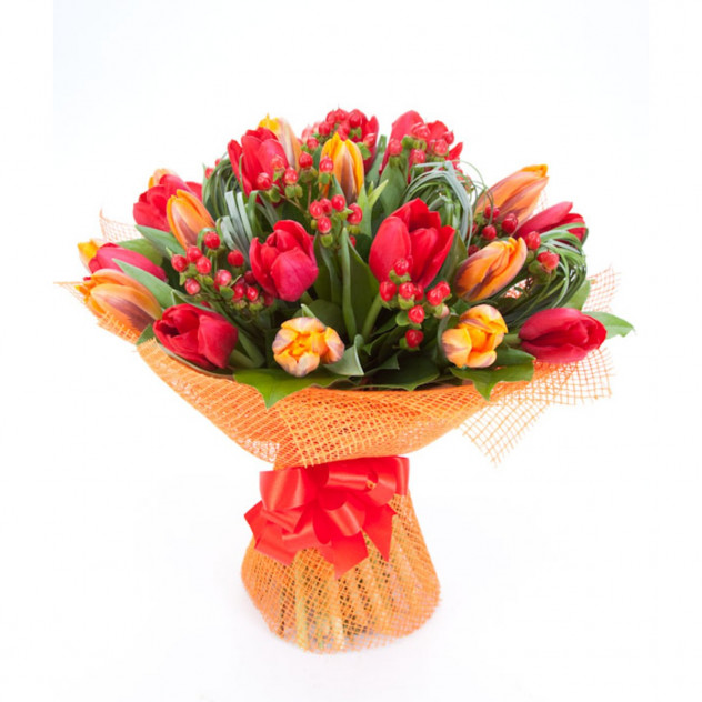 Bouquet of tulips number 3
