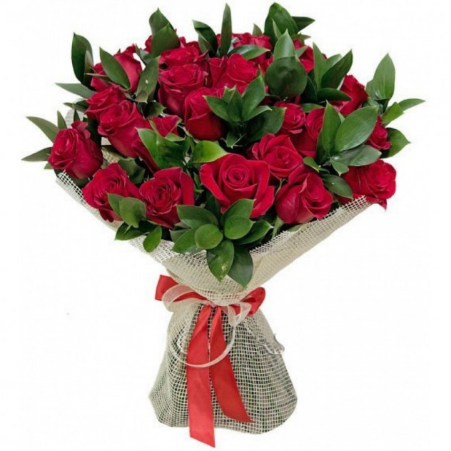 Bouquet of red roses No. 5