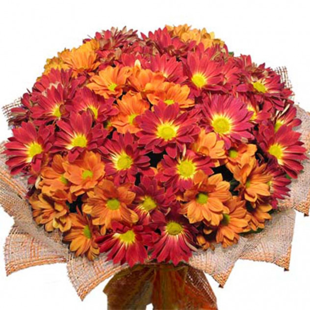 Bouquet of chrysanthemums number 2