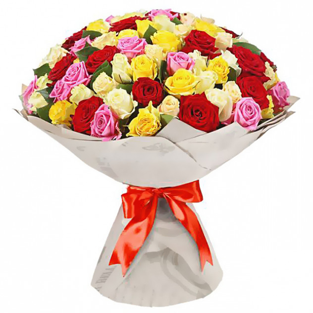 Bouquet of 51 roses