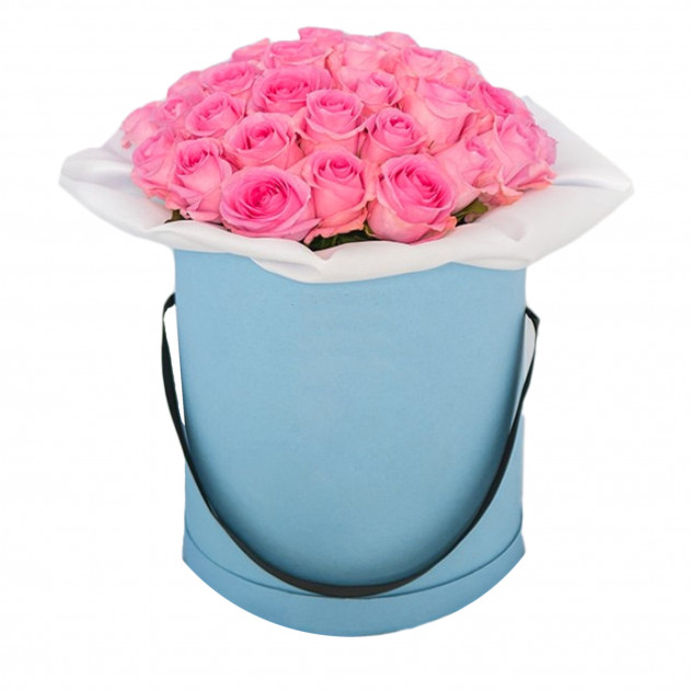 Roses in a hat box number 4