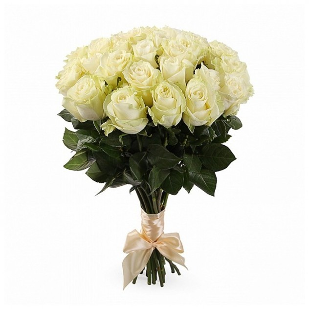 Букет 25 роз Мондиал