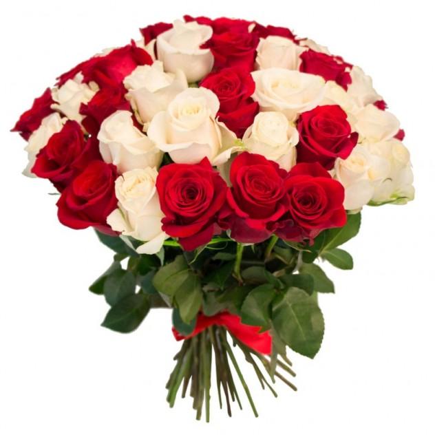 Букет Танец кармен 51 роза