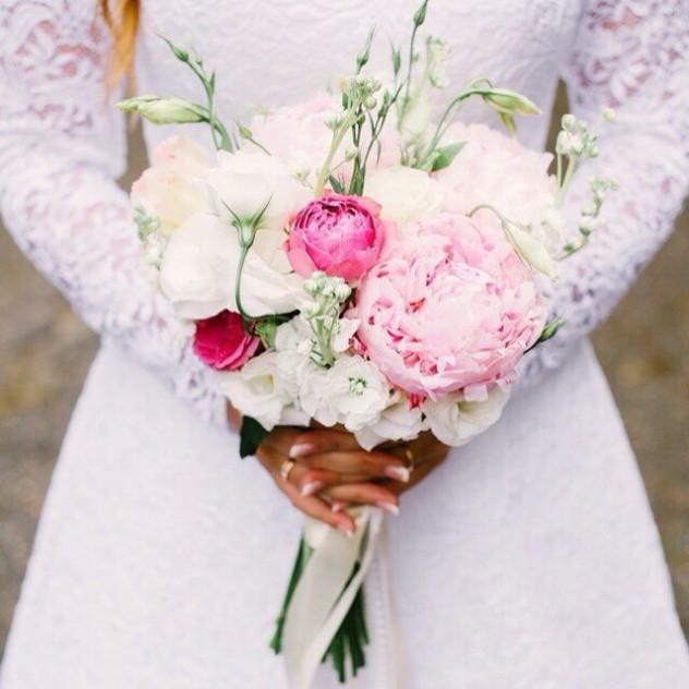 Свадебный Букет №221