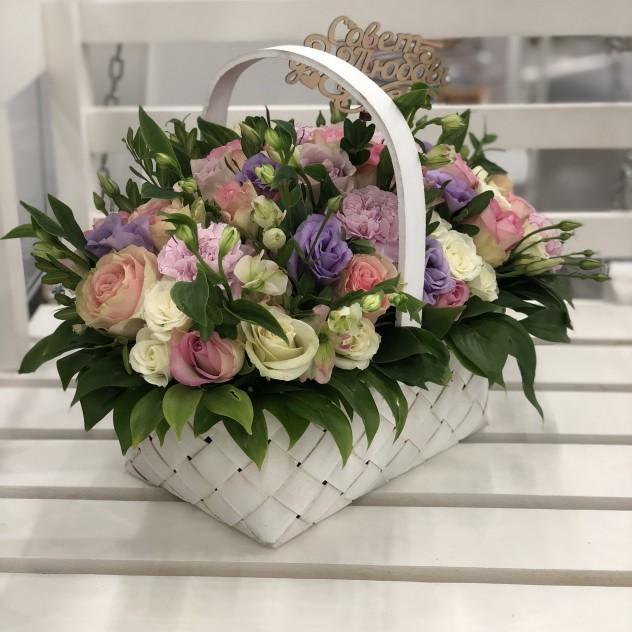 Цветы февраля, доставка цветы круглосуточно онлайн москва