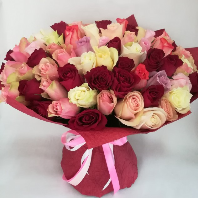 101 rose kenya