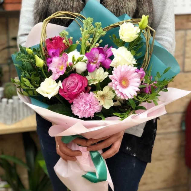 Цветов, доставка цветов жилина