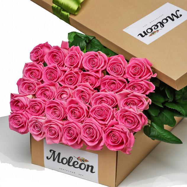 Открытки с цветами в коробке прозрачный