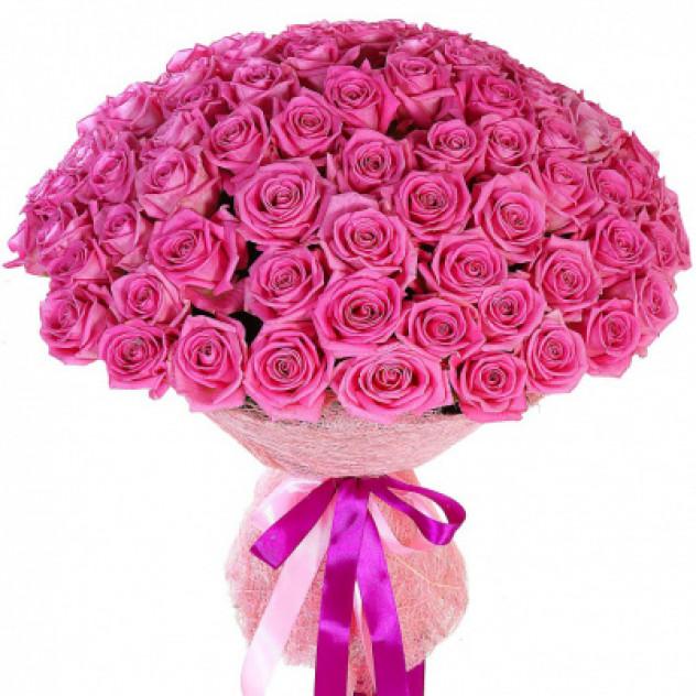 Заказать 101 розу украина