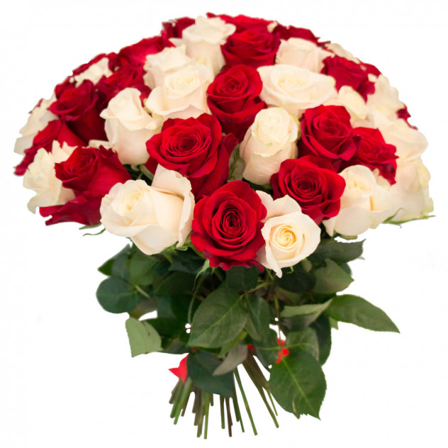 Bouquet of 55 roses No. 2