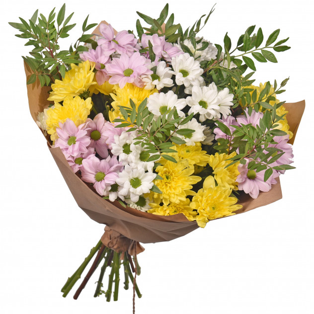 Bouquet of 11 chrysanthemums No. 3