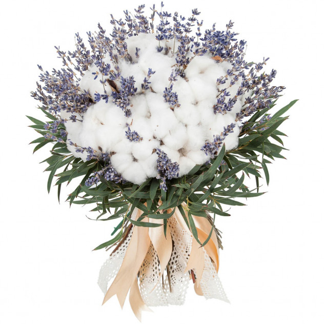 """Bouquet """"Cotton"""""""
