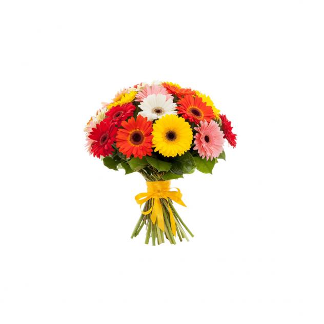 Bouquet of gerberas № 4