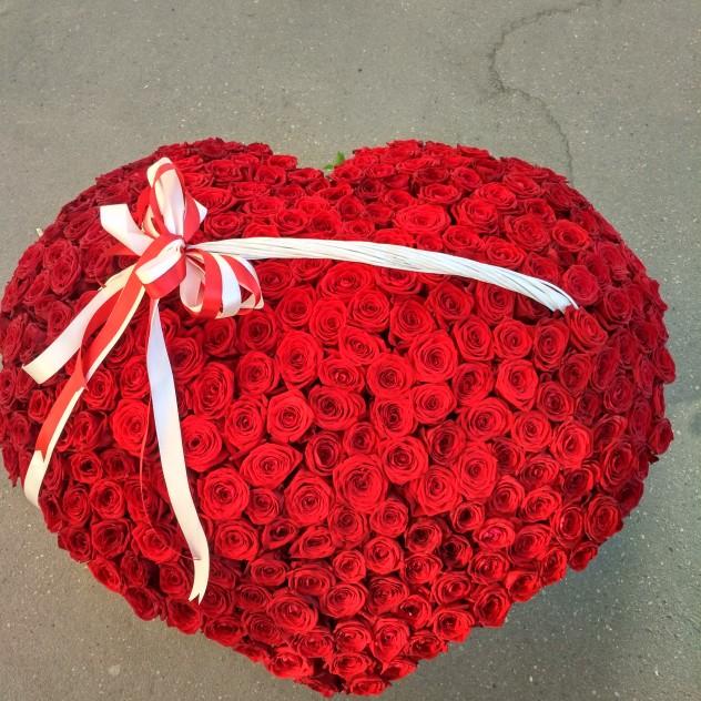 """""""Сердца из роз"""""""