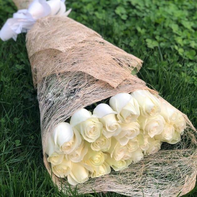 Букет из розы