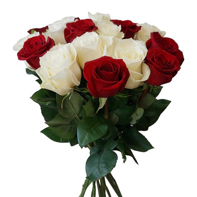 Заказ цветов розы не букеты от 9 шт — pic 13
